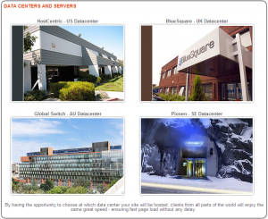New data center tours available on storefront templates