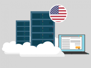 USA data center for shared hosting accounts