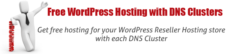 Free WordPress Hosting With DNS Cluster