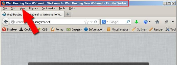 Roundcube Webmail Client Branding! - ResellersPanel Discussion