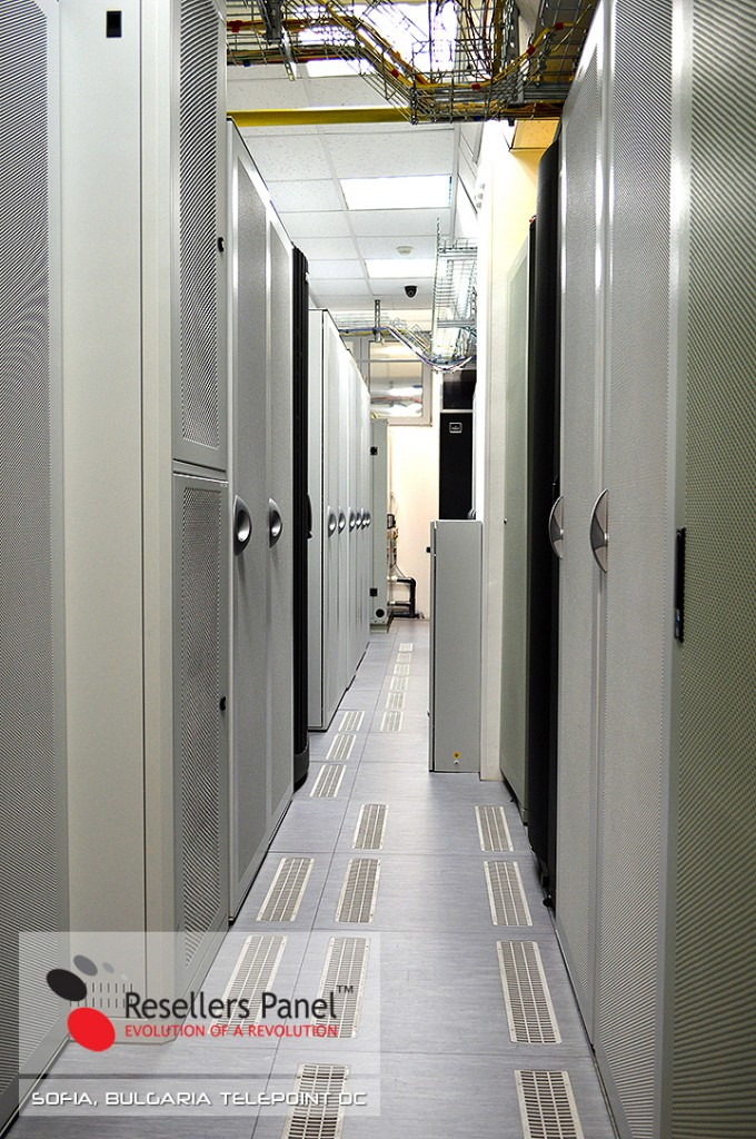 TelePoint Data Center - inside