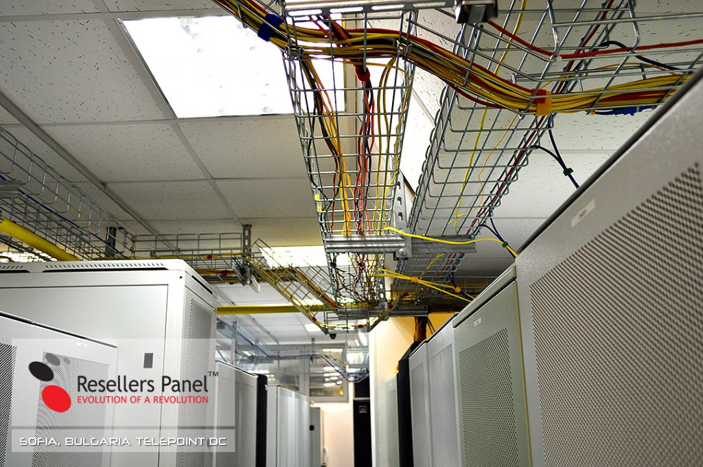 TelePoint Data Center - cable installations