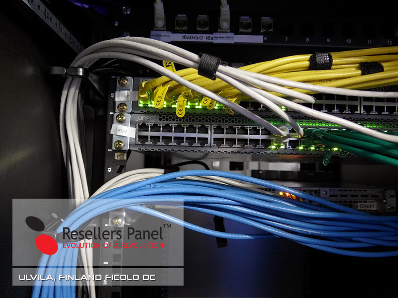 Finland data center - connectivity