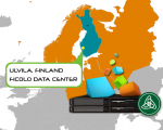 Semi-dedicated servers and OpenVZ VPSs in Finland