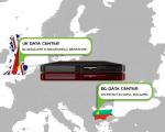 Semi-dedicated servers in the UK and Bulgaria