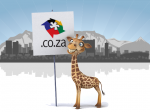 .CO.ZA top-level domain name for South Africa