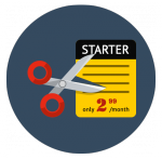 Per service and per package controls in the Coupon Generator