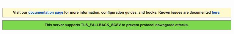 TLS Fallback