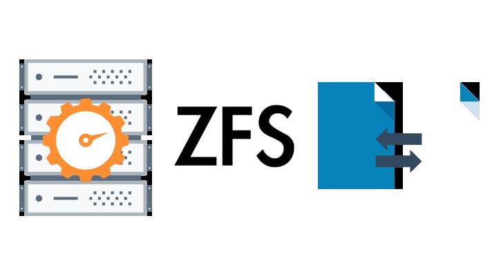 Hepsia cloud hosting platform - ZFS file system