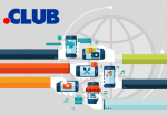 .CLUB domain names now open for registration