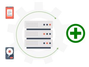 Dedicated servers storage upgrades