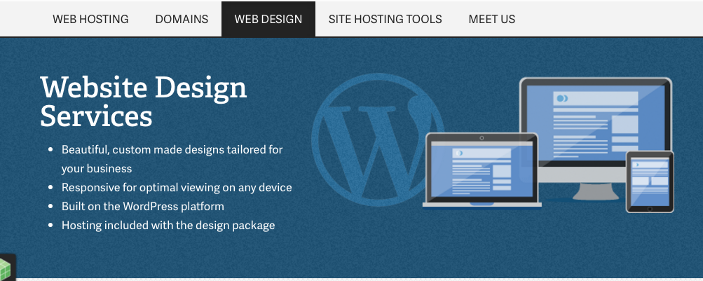 Start a web hosting business - combine with web design services