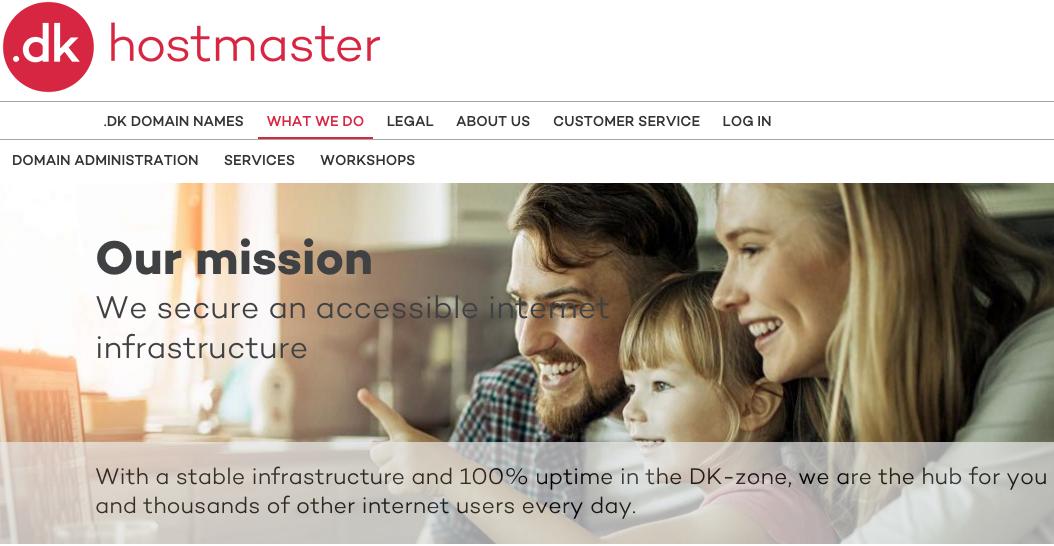 .DK ccTLD registry