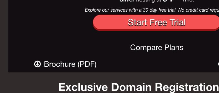 PDF hosting brochure - banner