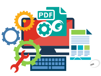 PDF brochures on your hosting store