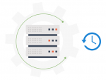 Dedicated servers - backup space