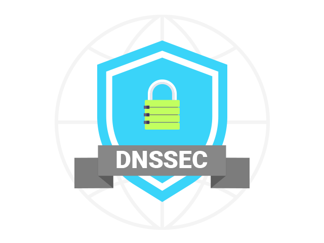 DNSSEC enabled on our platform
