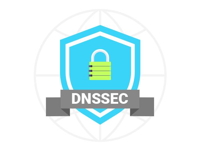 DNSSEC enabled on our platform