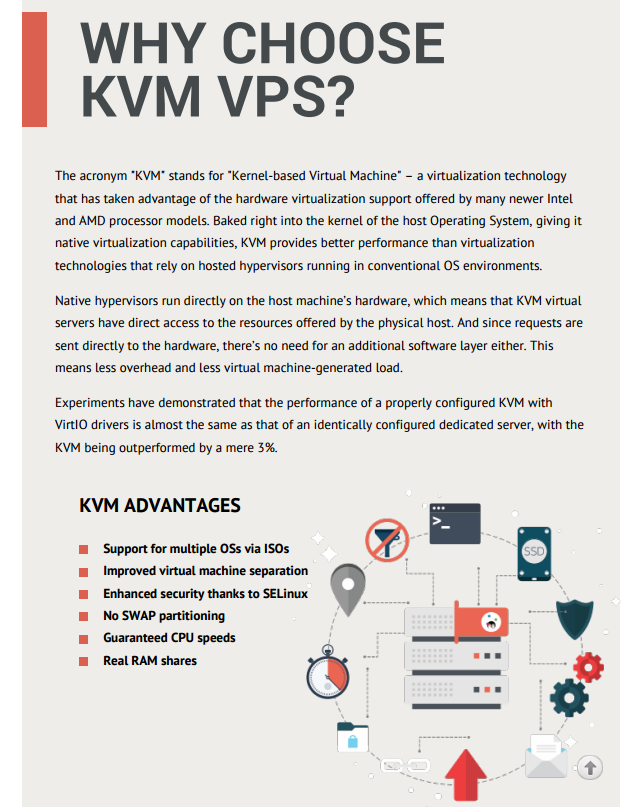 PDF - KVM VPS catalog - why choose