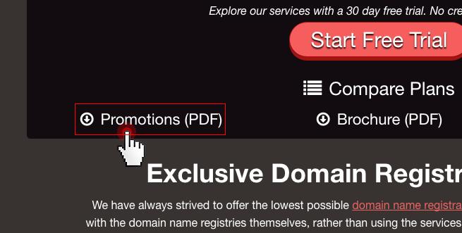 PDF promo brochure - Store Master