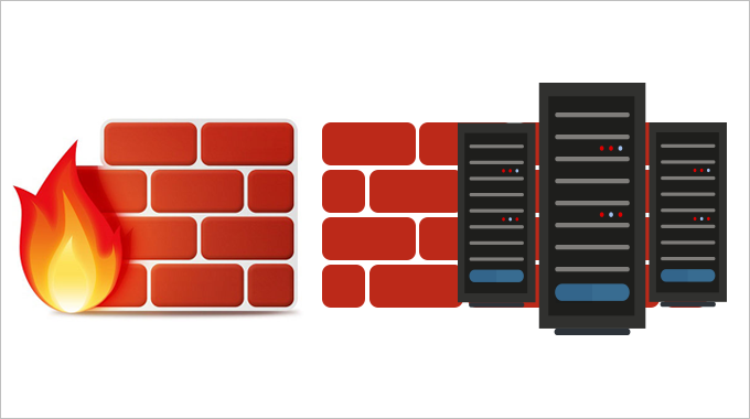 Unmanaged VPS security checklist - server firewall