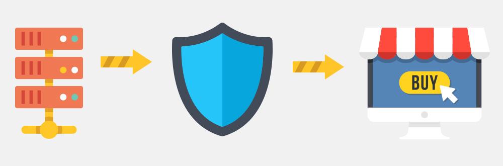 Semi-dedicated servers - security