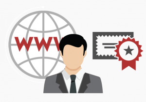 Domain ownership certificates
