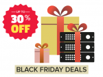 Atom dedicated servers - Black Friday promo