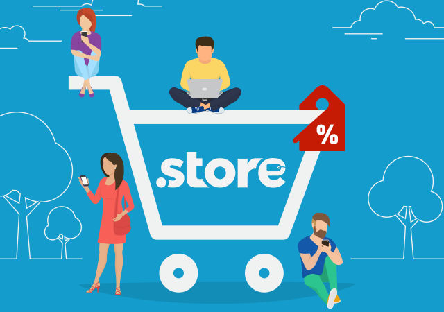 dot store tld enabled on our reseller platform
