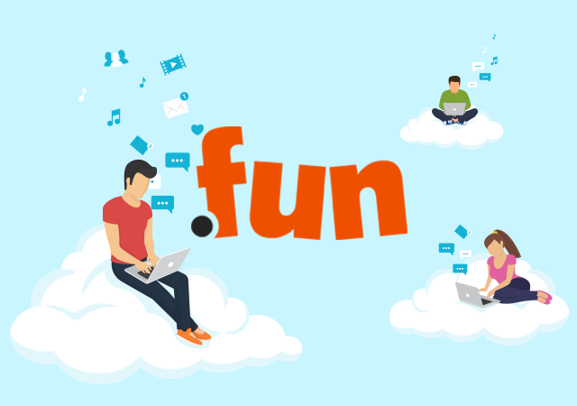 dot fun tld launched on our platform
