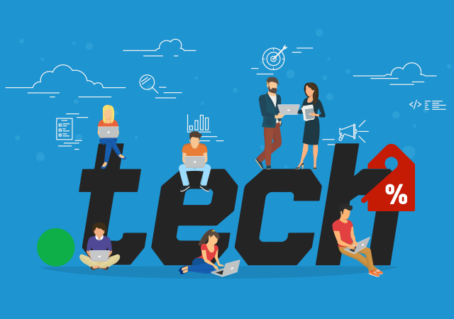 .TECH TLD introduced on our platform
