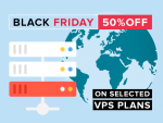 Black Friday-Cyber Monday deals on selected VPS plans
