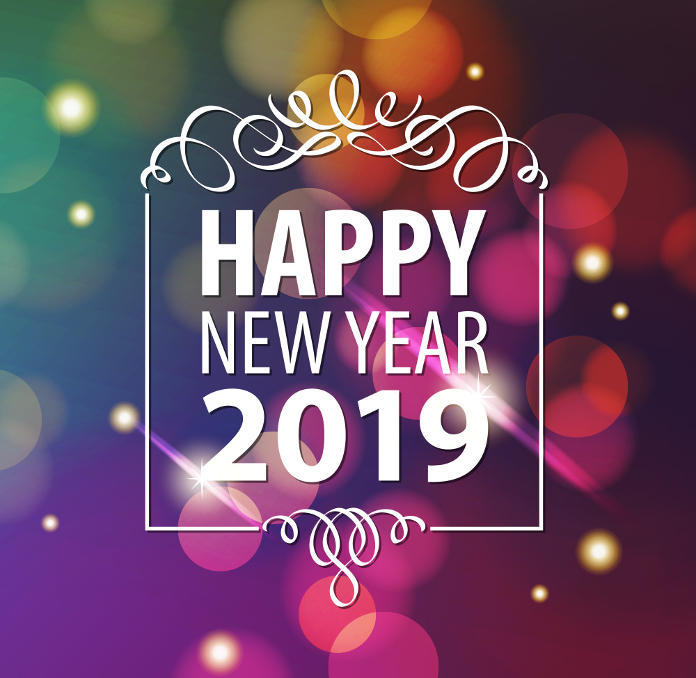 Happy New Year 2019 from ResellersPanel