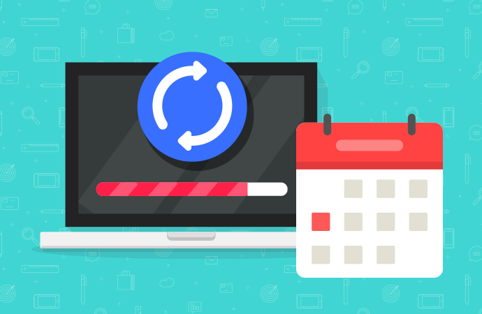 website security make regular software updates