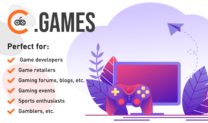 donuts new tlds dot games registration