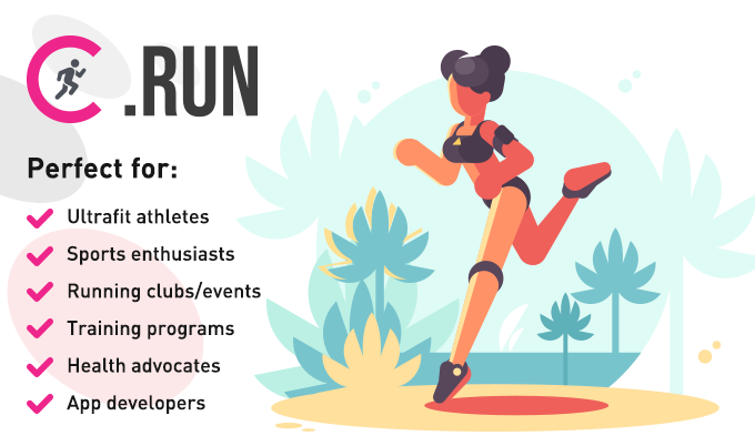 donuts new tlds dot run registration