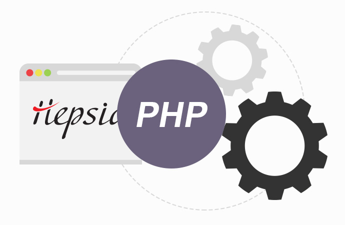 php settings section changes