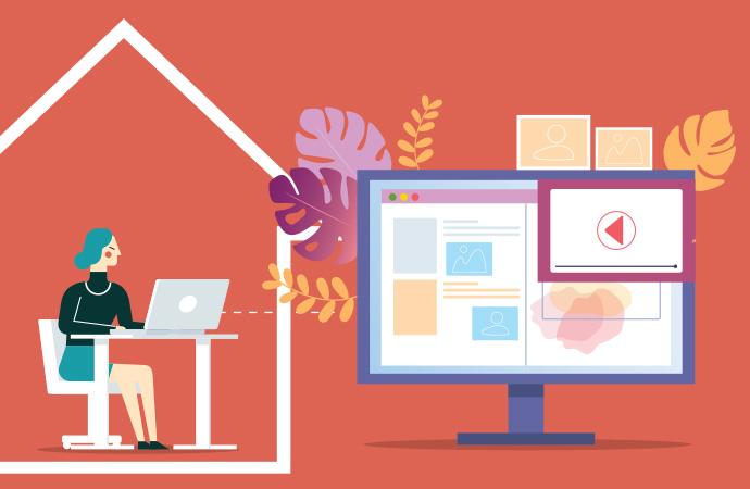 quarantine times offer benefits to clients website builder