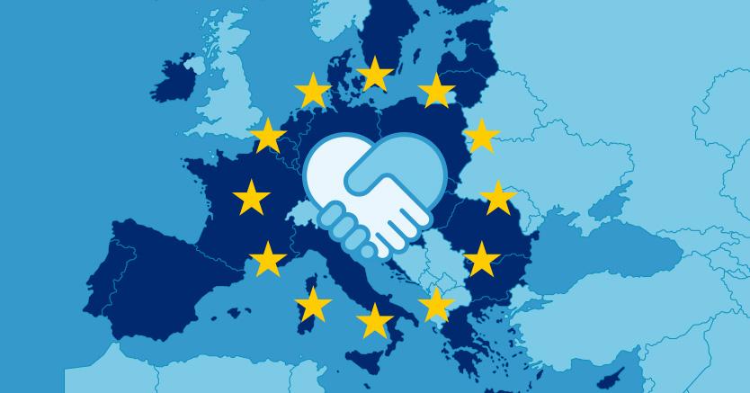 Europe Day promo celebration